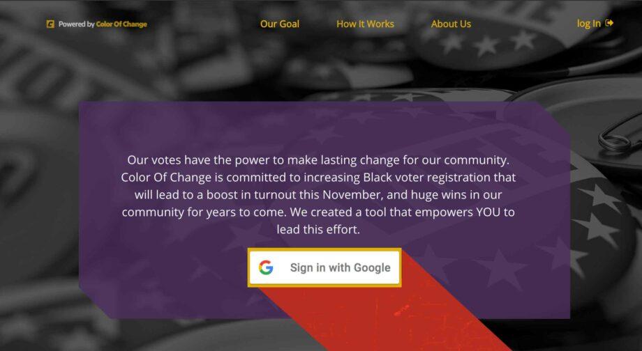 Vote Color of Change